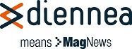 Diennea Means magNews logo