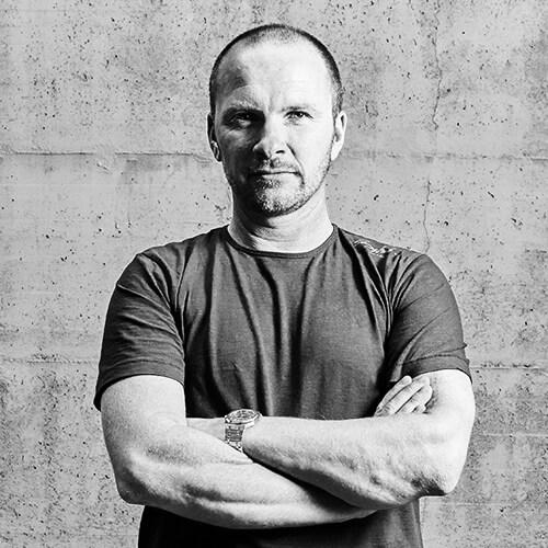 Jonny Moletta, fondatore e CEO di Jonny Mole