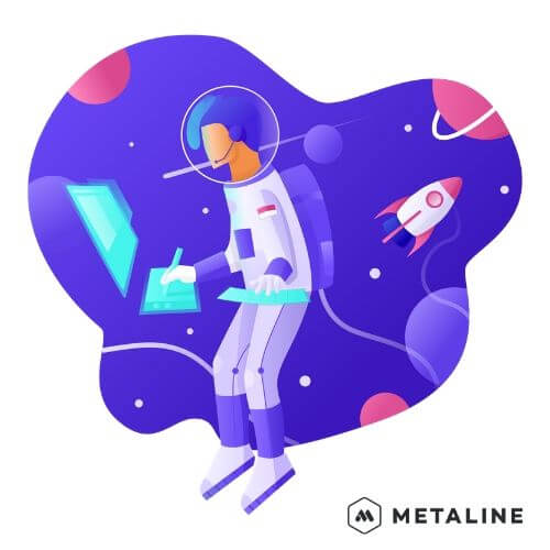 Digital Marketing Design by Meta Line