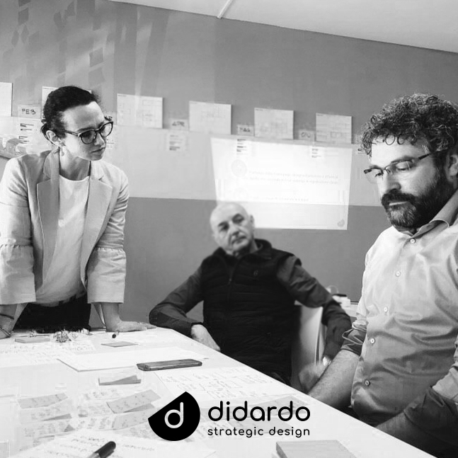 Startup design thinking Didardo