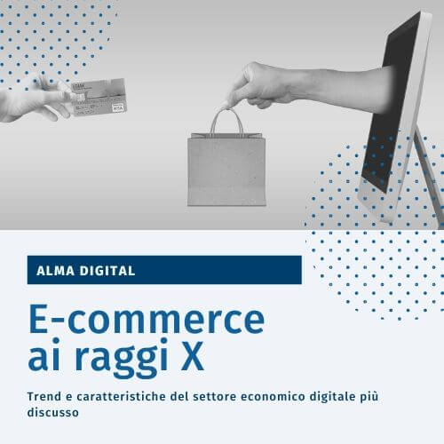 E-commerce ai raggi X AlmaDigital