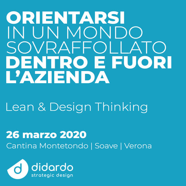 Workshop design thinking didardo