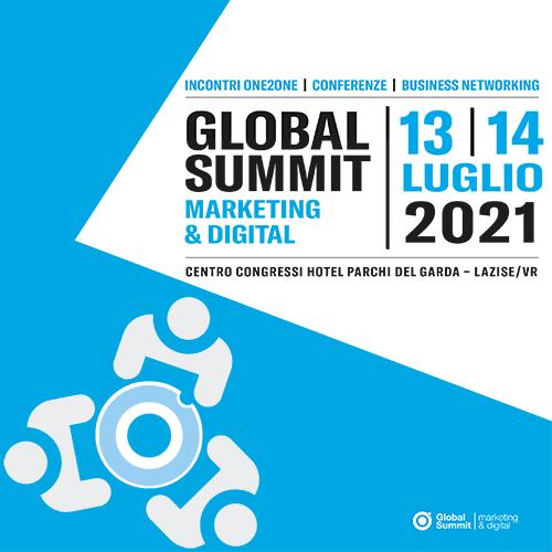 21° Global Summit Marketing & Digital