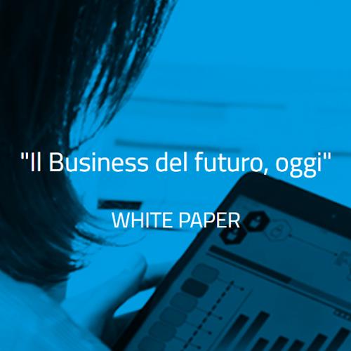White paper MM One Il business del futuro